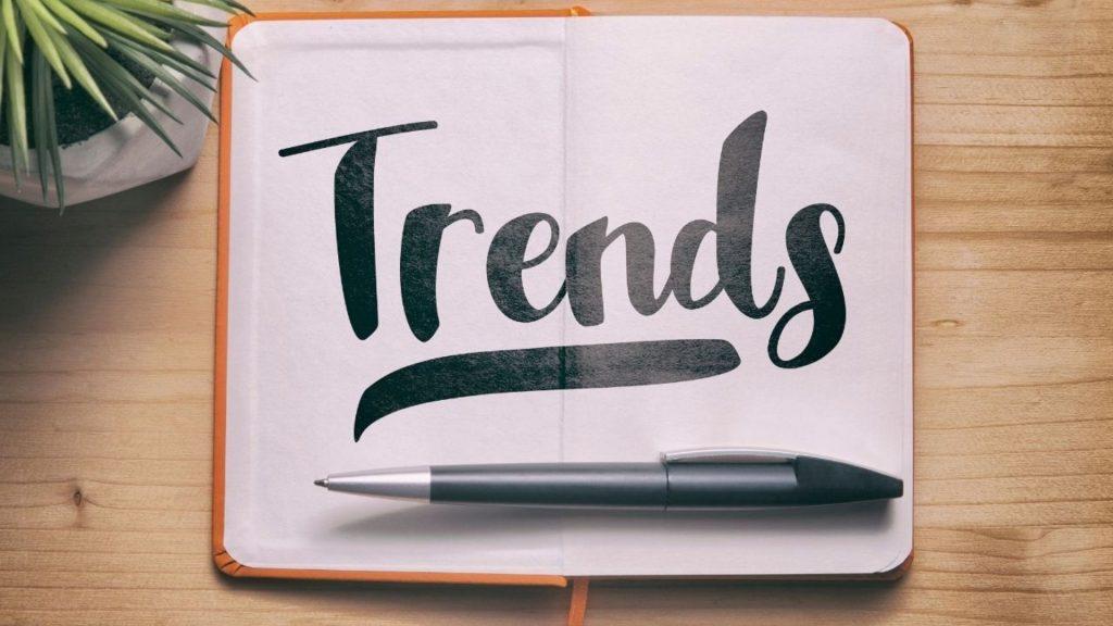 Influencer trends