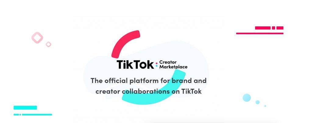 TikTok sponsorships program